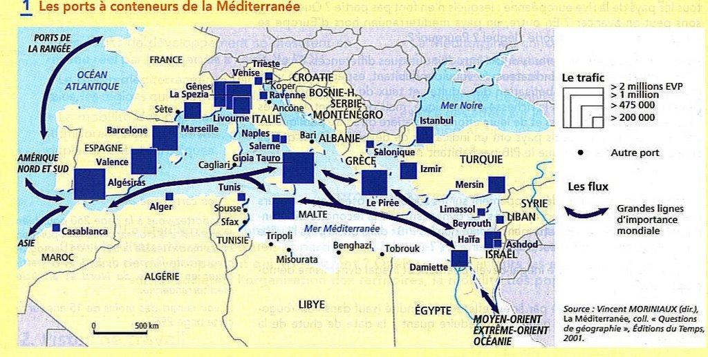 les avantages du transport maritime pdf