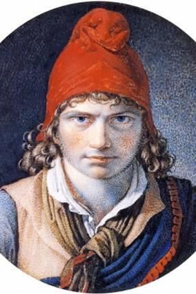 autoportrait,bonnet,phrygien,anne,louis,girodet,35,580,